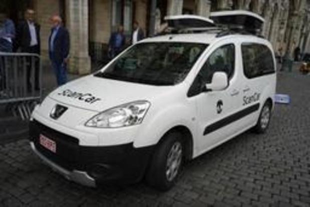 Scancar vervangt parkeerwachter in Knokke-Heist