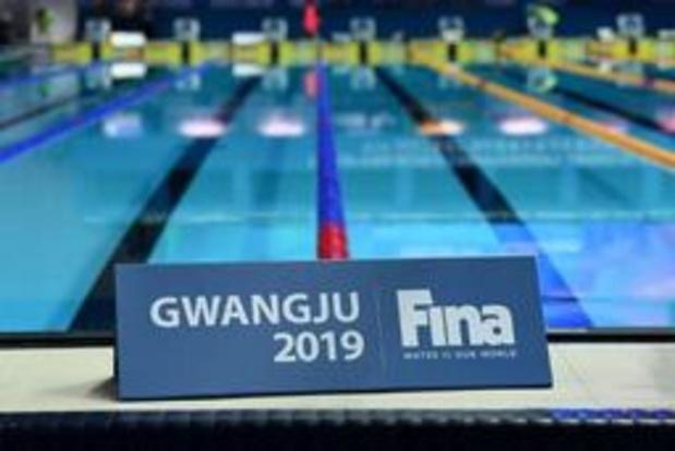 WK zwemmen - Twee doden en negen atleten gewond na instorting balkon in Zuid-Koreaanse nachtclub