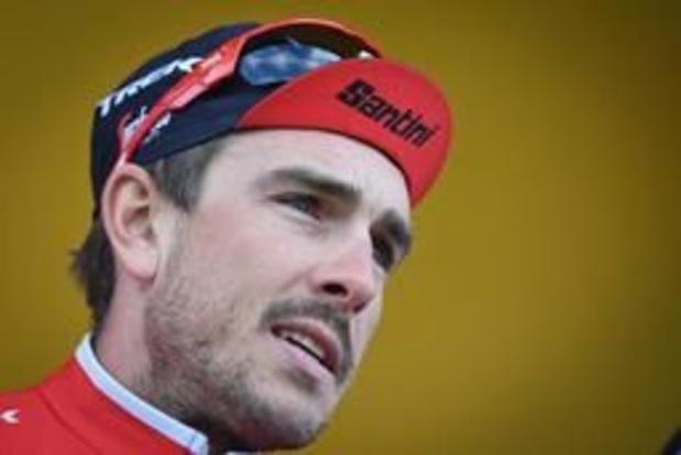 Lotto Soudal recrute John Degenkolb, ancien vainqueur de Milan-Sanremo et Paris-Roubaix