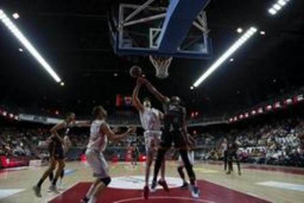 Euromillions Basket League - Le Brussels craque en fin de match à Anvers