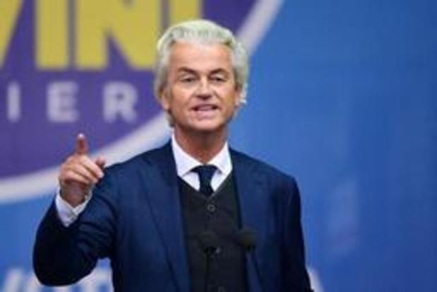 Openbaar ministerie eist 5.000 euro boete van Wilders voor 'minder Marokkanen'-uitspraak