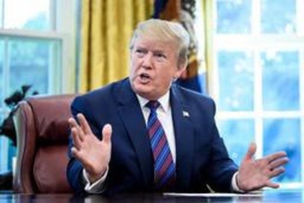Trump opnieuw onder vuur voor het voeren van haatcampagne