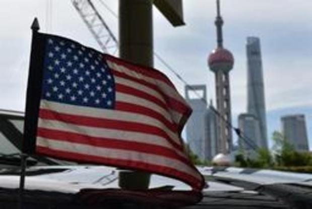 La faible croissance mondiale et les tensions commerciales peuvent ralentir l'économie américaine