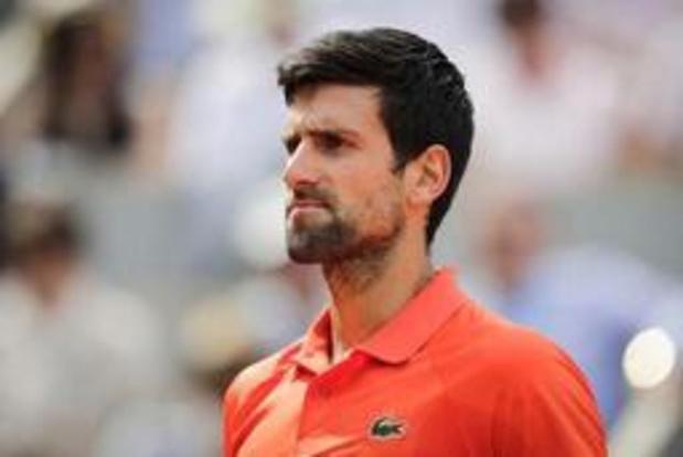 Djokovic opent met makkelijke winstpartij