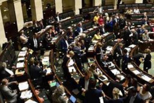La proportion de femmes élues dépasse les 40% à la Chambre