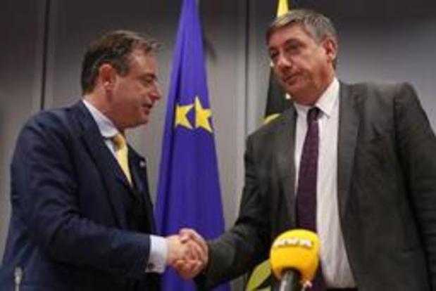 """""""Coalitie met Vlaams Belang is onmogelijk, ook in de toekomst"""""""