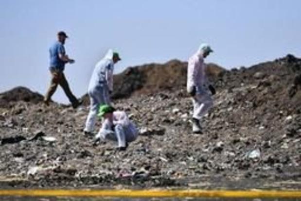 """Les pilotes du 737 ont respecté """"initialement"""" les consignes de Boeing avant le crash"""