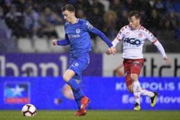 Genk - Kortrijk is opener van voetbalseizoen 2019-2020