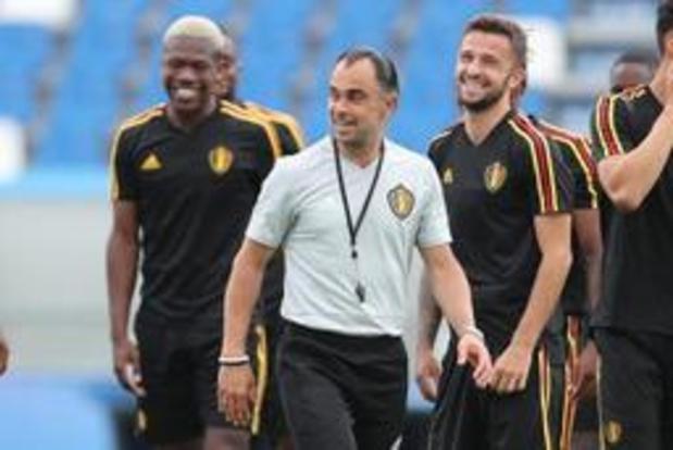Euro espoirs 2019 - Walem peut compter sur un effectif complet pour le match d'ouverture