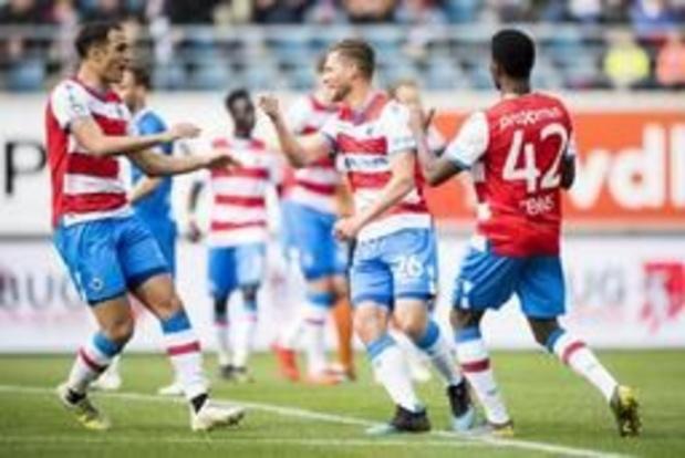 Jupiler Pro League - Club Brugge wint in Gent en blijft in het spoor van Genk
