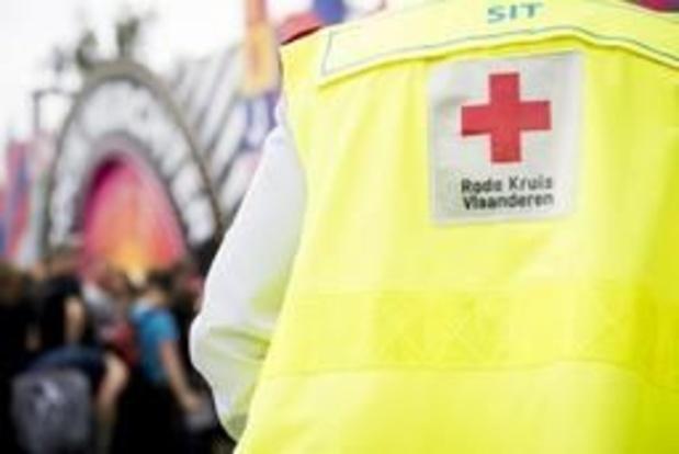 Bloedgevers welkom in artiestendorp in Werchter