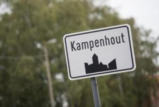 Gemeentelijk rampenplan en evacuatie in Kampenhout, Haacht en Boortmeerbeek na bedrijfsbrand