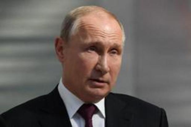 """Crash d'un avion malaisien en Ukraine: """"Aucune preuve"""" de l'implication de la Russie"""