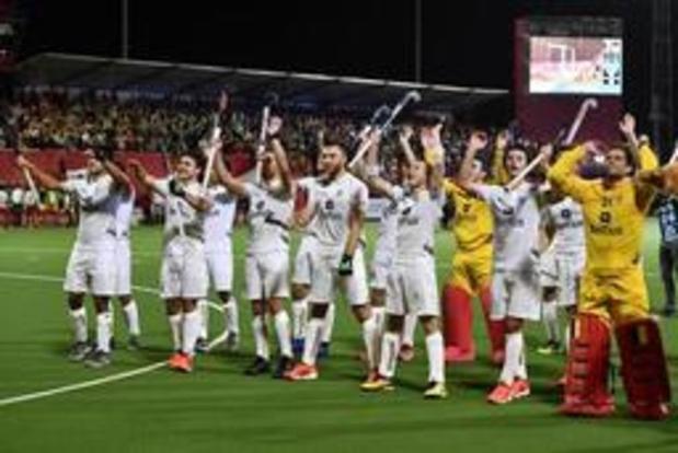Euro 2019 de hockey - Au bout du suspense, les Red Lions battent l'Allemagne et se hissent en finale