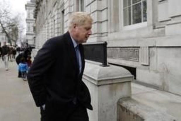 Boris Johnson sur la route de Downing Street