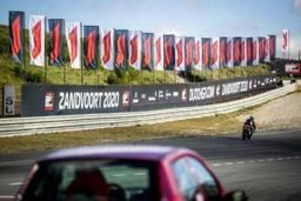 La Formule 1 officialise son retour à Zandvoort