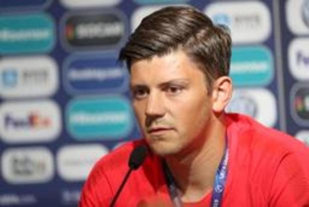 "EK U21 (m) - Dawid Kownacki weerlegt sterrenstatus: ""Het is niet zo dat ik de hele ploeg zal dribbelen"""
