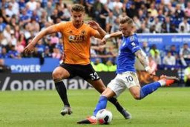 Leicester City en Wolverhampton Wanderers scoren niet