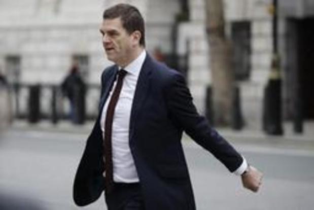 Brexit - Britse brexitonderhandelaar Robbins stapt op