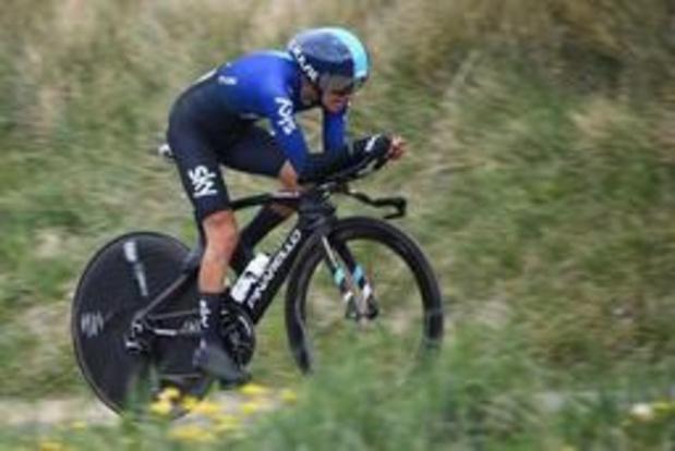 Ivan Sosa grijpt de macht in Ronde van Burgos