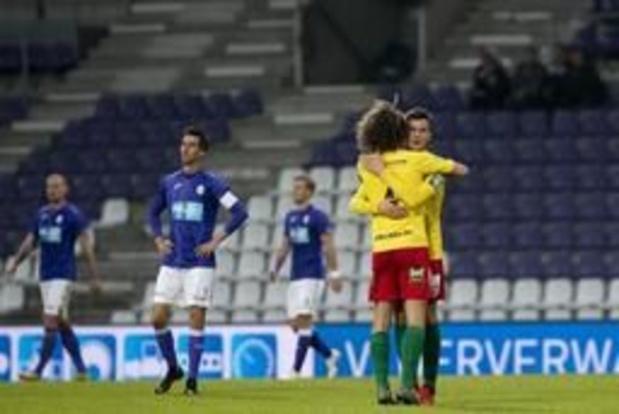 Jupiler Pro League - Driepunters voor Charleroi, STVV en Oostende op slotspeeldag in groep A