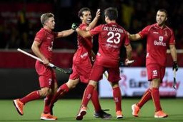 Euro 2019 de hockey - Opposés à l'Allemagne en demi-finale, les Red Lions sont en quête d'une nouvelle finale