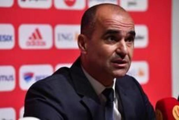 Martinez sélectionne 28 joueurs, première sélection pour Van Crombrugge chez les Diables Rouges