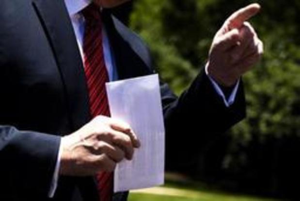 Trump onthult per ongeluk deel van akkoord met Mexico