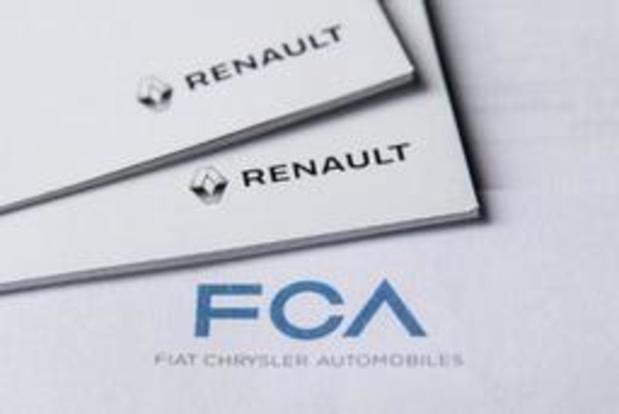 Projet de fusion avec Fiat: les administrateurs de Renault se donnent un peu de temps