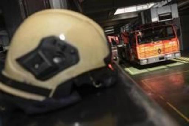 Acht mensen naar ziekenhuis gebracht na brand in Anderlecht
