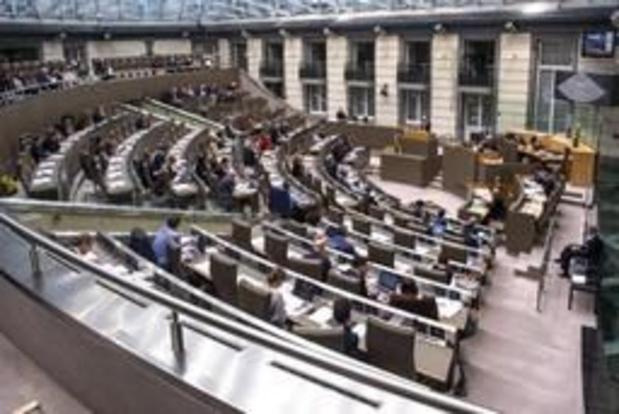 VLAAMS: N-VA onder de 30 procent in Vlaams Parlement, Vlaams Belang wordt tweede partij