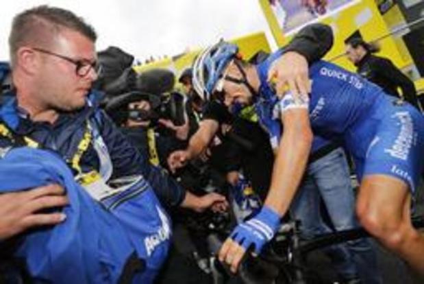 """Tour de France - Julian Alaphilippe: """"Voor mij is het altijd alles of niets"""""""