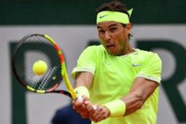 ATP Montréal - Rafael Nadal conserve son titre et s'offre un 35e titre en Masters 1000