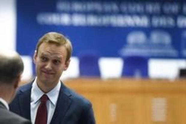 Kremlin niet te spreken over uitspraak Europees hof in zaak-Navalny