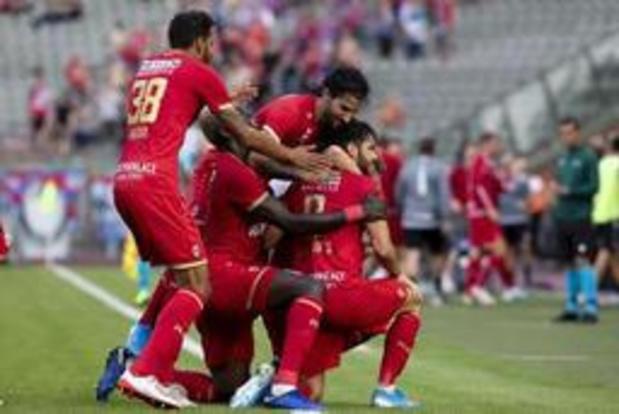 Europa League - Antwerp start Europese campagne met 1-0 thuiszege tegen Viktoria Plzen