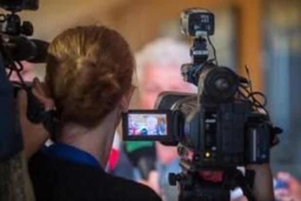 De Belgische journalist: hoogopgeleid, blank en man van middelbare leeftijd