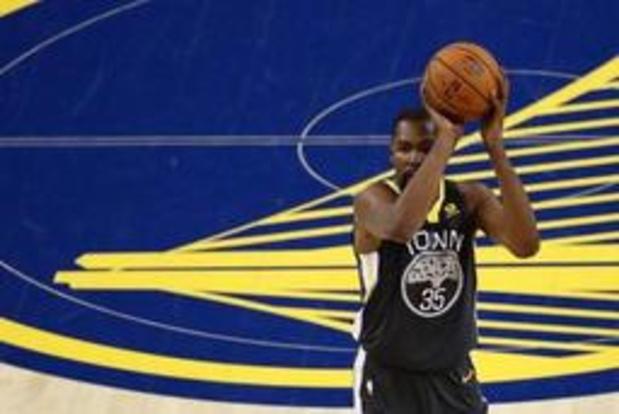 Kevin Durant quitte Golden State et rejoint Brooklyn