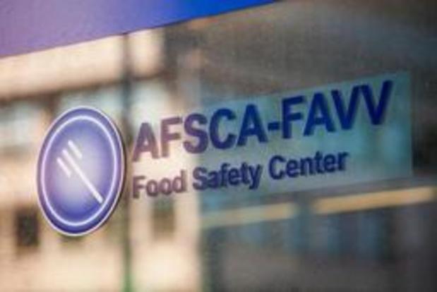 L'Afsca a mené moins de contrôles en 2018, le secteur de la viande davantage ciblé