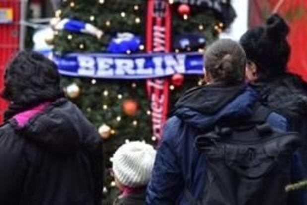 Kerstmarkt van Berlijn geëvacueerd - blijkt vals alarm