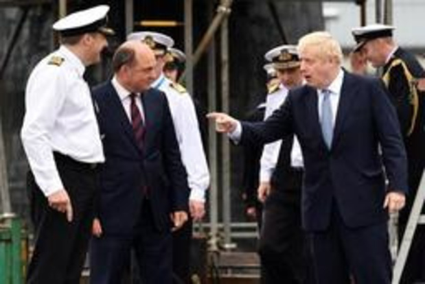 Groot-Brittannië gaat deelnemen aan Amerikaanse missie in Straat van Hormuz