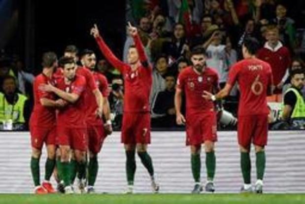 Nations League - Portugal of Nederland kroont zich zondagavond tot winnaar van eerste editie