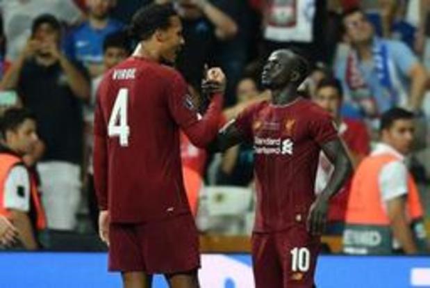 Europese Supercup - Liverpool pakt Supercup na penaltythriller tegen Chelsea