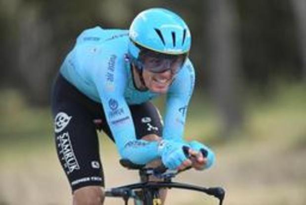 Luis Leon Sanchez wint tweede rit Ronde van Zwitserland, Kasper Asgreen grijpt de leiding