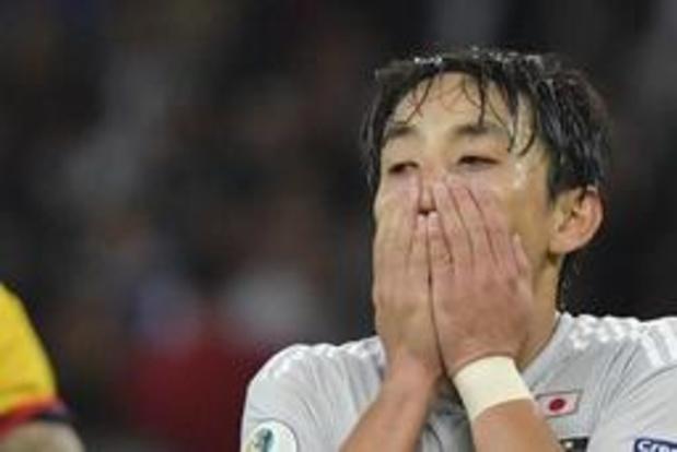 Antwerp huurt Japanse international Koji Miyoshi