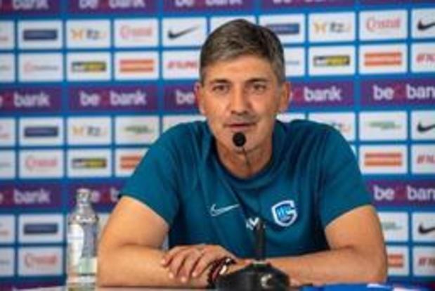 """Champions League - """"Nous devons croire que nous pouvons prendre des points"""""""