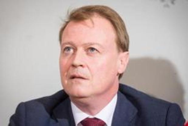 Ex-schepen Christophe Peeters stopt als voorzitter Open Vld Gent