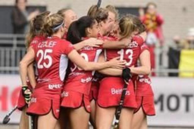 Les Red Panthers battent la Chine et grimpent à la 3e place
