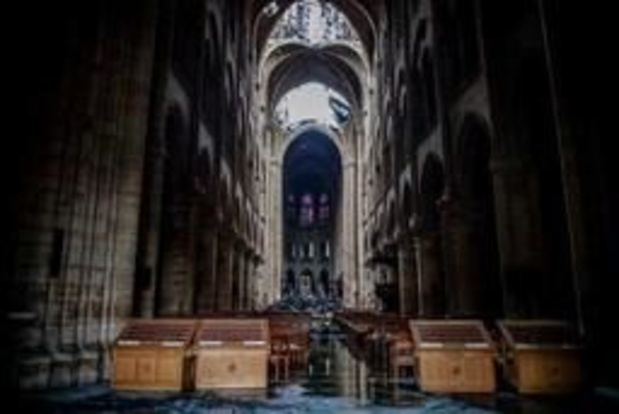 """""""Tot 15 jaar nodig voor restauratie Notre-Dame"""""""