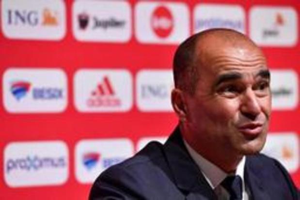 """""""FC Barcelona neemt contact op met Roberto Martinez"""""""