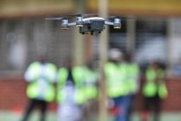 Kustpolitie pompt 80.000 euro in drones